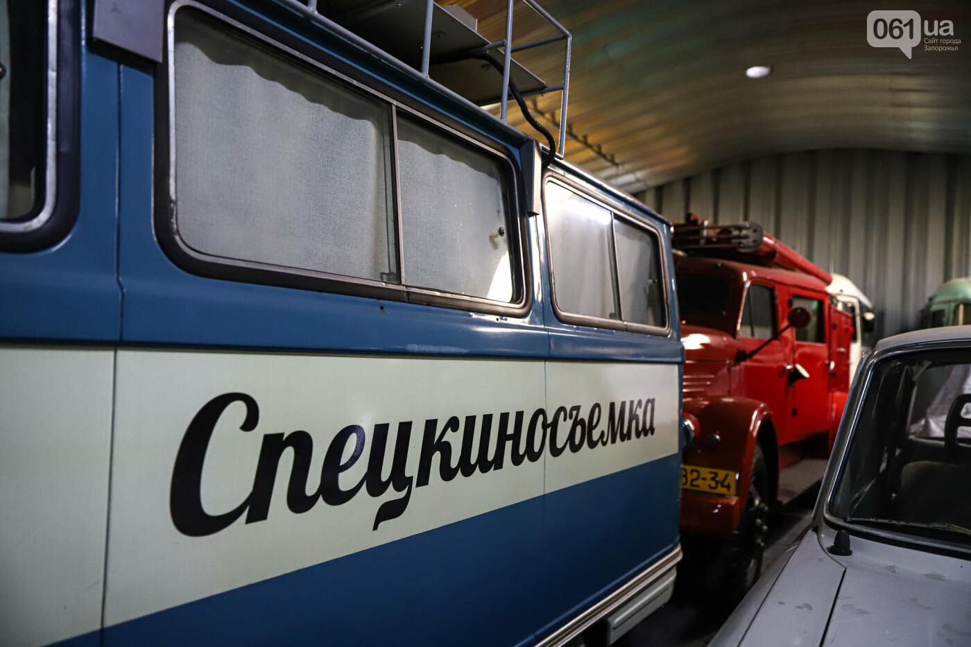 В Запорожье на месте зеленхоза одного из заводов появится Музей специального транспорта, - ФОТОРЕПОРТАЖ, фото-3
