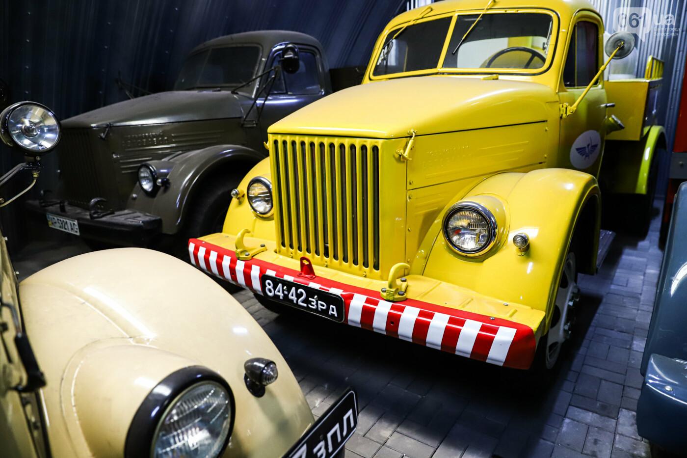 В Запорожье на месте зеленхоза одного из заводов появится Музей специального транспорта, - ФОТОРЕПОРТАЖ, фото-10