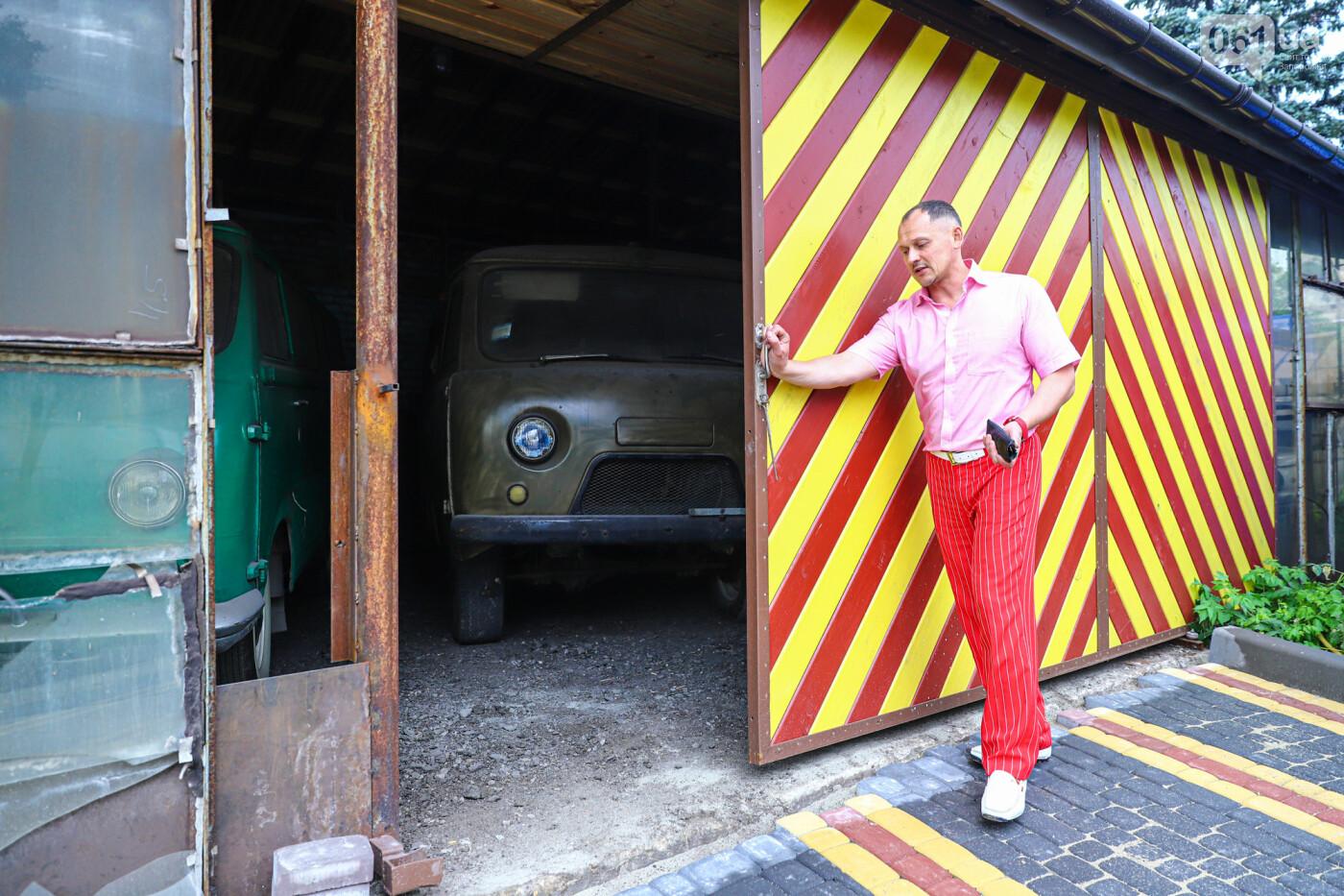 В Запорожье на месте зеленхоза одного из заводов появится Музей специального транспорта, - ФОТОРЕПОРТАЖ, фото-29