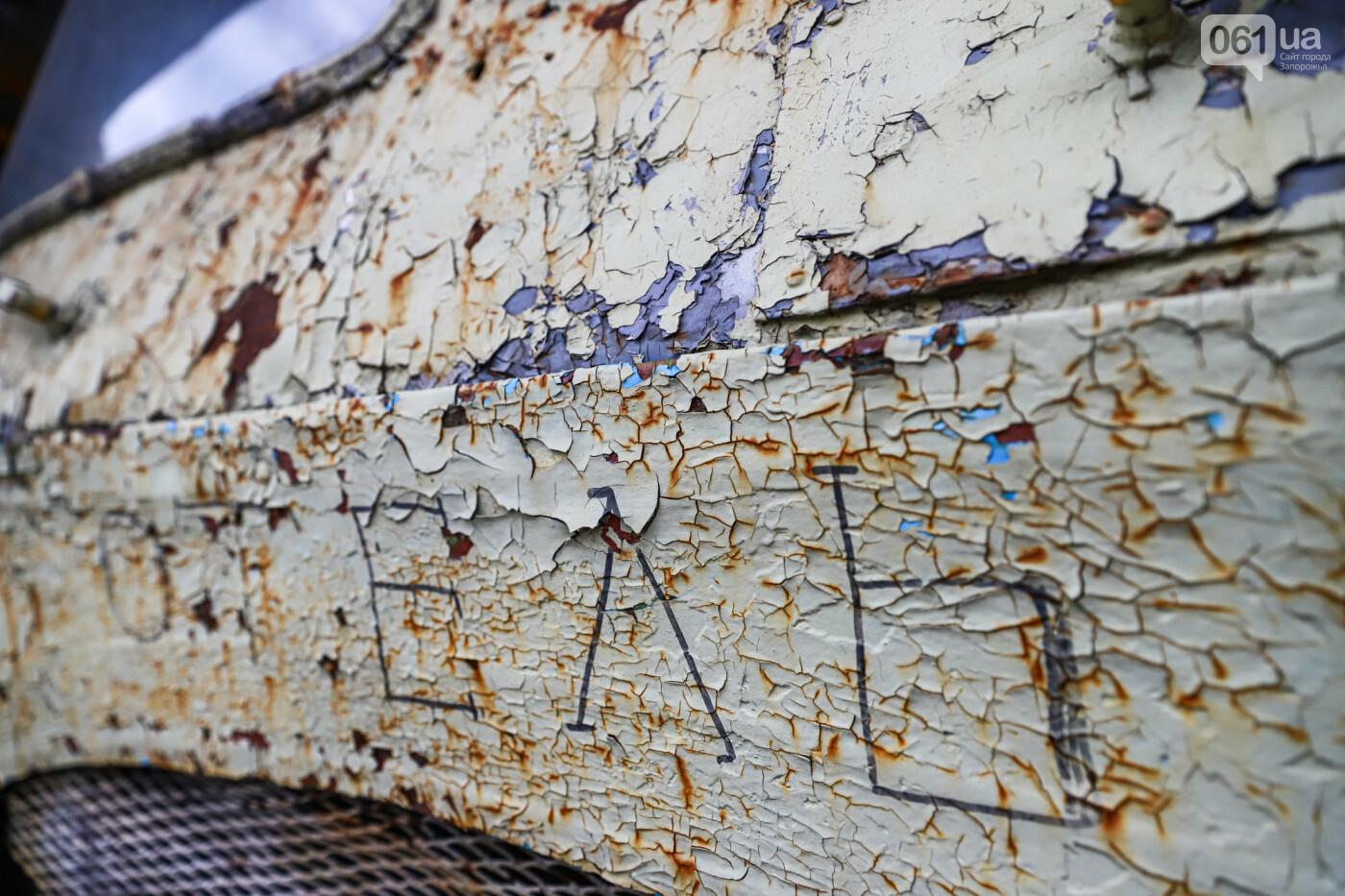 В Запорожье на месте зеленхоза одного из заводов появится Музей специального транспорта, - ФОТОРЕПОРТАЖ, фото-33