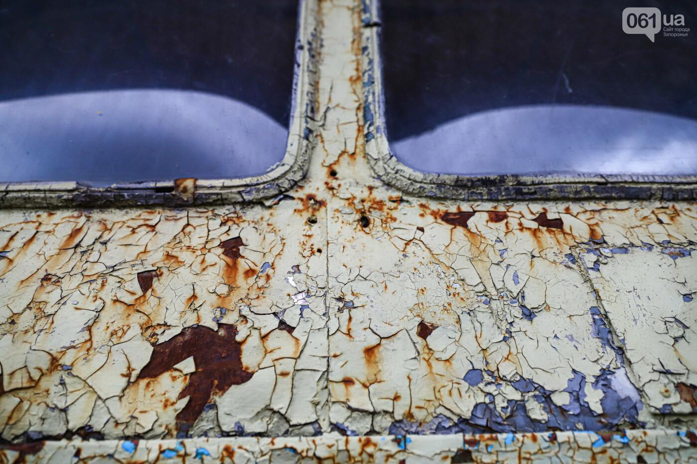 В Запорожье на месте зеленхоза одного из заводов появится Музей специального транспорта, - ФОТОРЕПОРТАЖ, фото-34