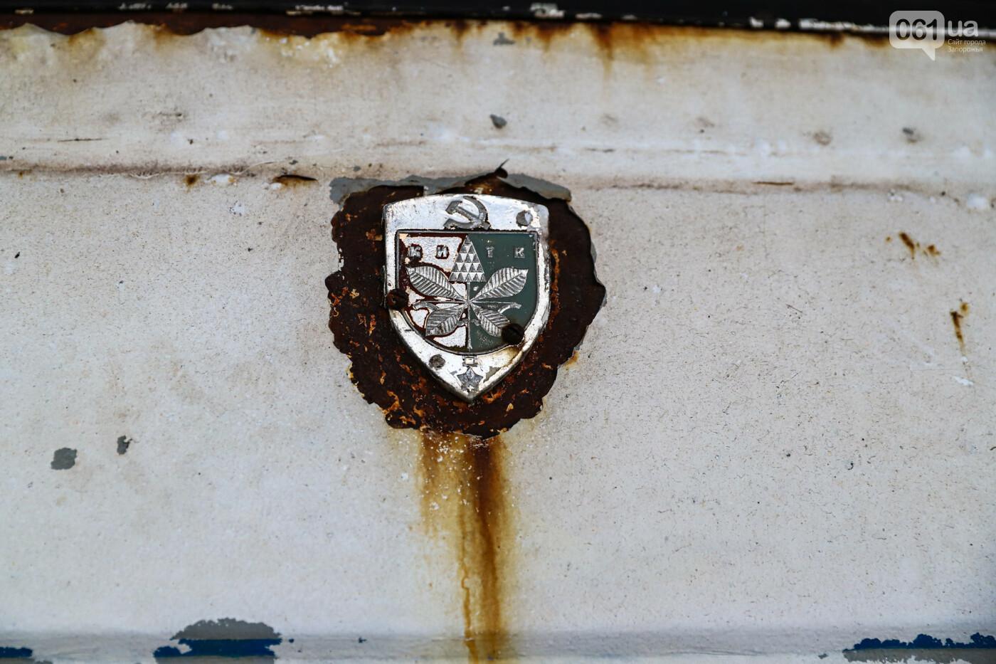 В Запорожье на месте зеленхоза одного из заводов появится Музей специального транспорта, - ФОТОРЕПОРТАЖ, фото-39