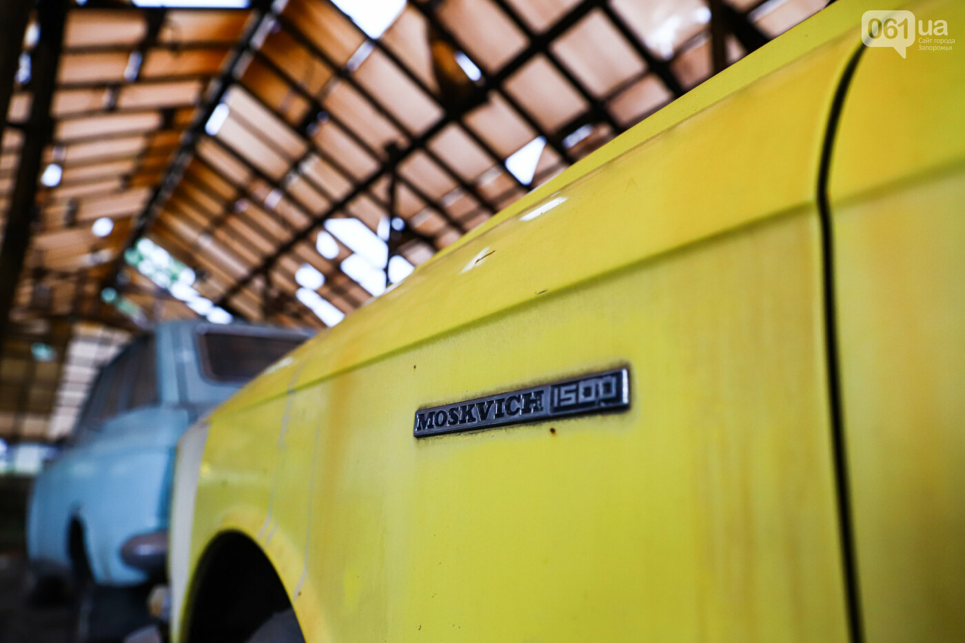 В Запорожье на месте зеленхоза одного из заводов появится Музей специального транспорта, - ФОТОРЕПОРТАЖ, фото-44