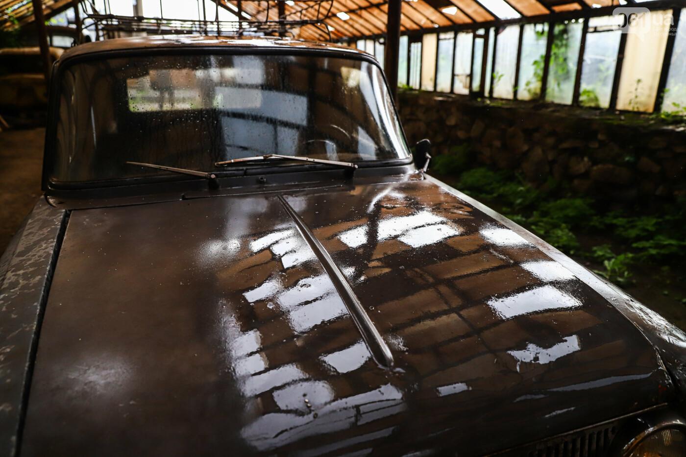 В Запорожье на месте зеленхоза одного из заводов появится Музей специального транспорта, - ФОТОРЕПОРТАЖ, фото-47