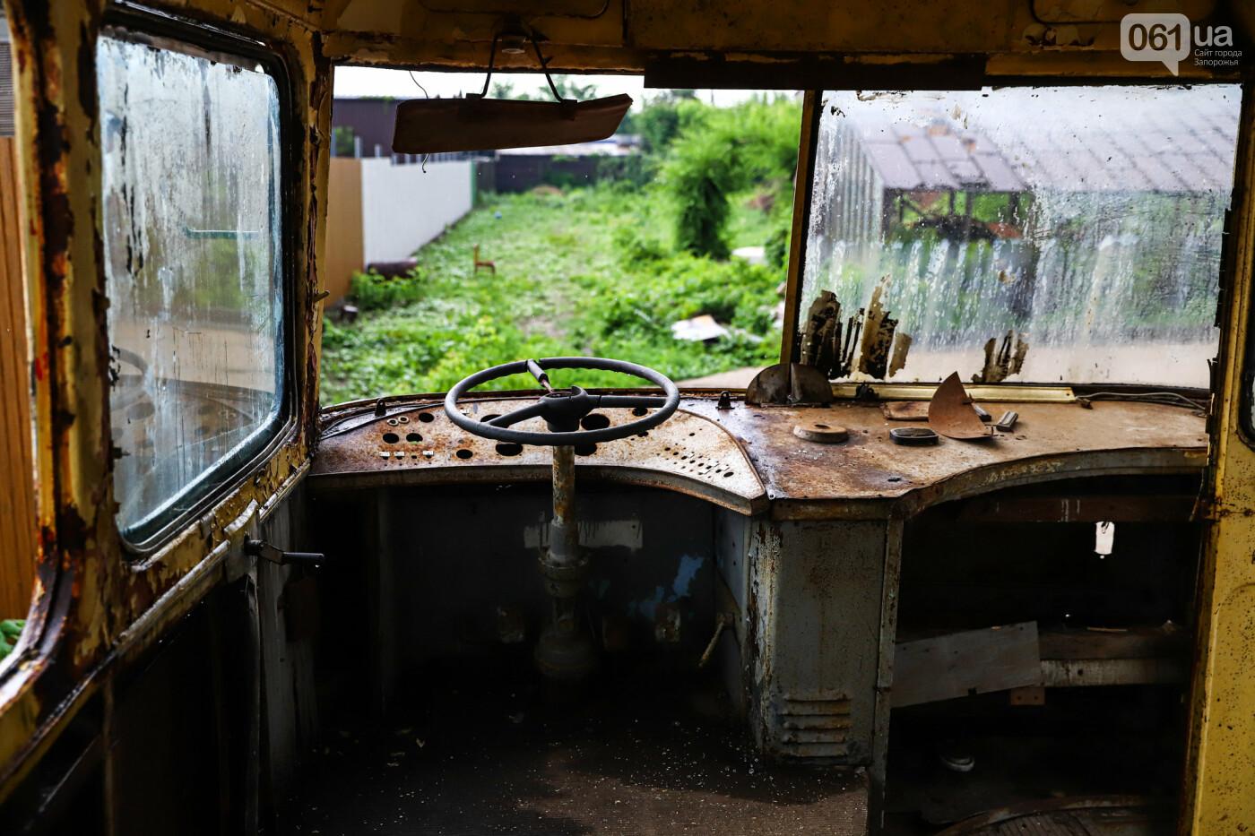 В Запорожье на месте зеленхоза одного из заводов появится Музей специального транспорта, - ФОТОРЕПОРТАЖ, фото-17