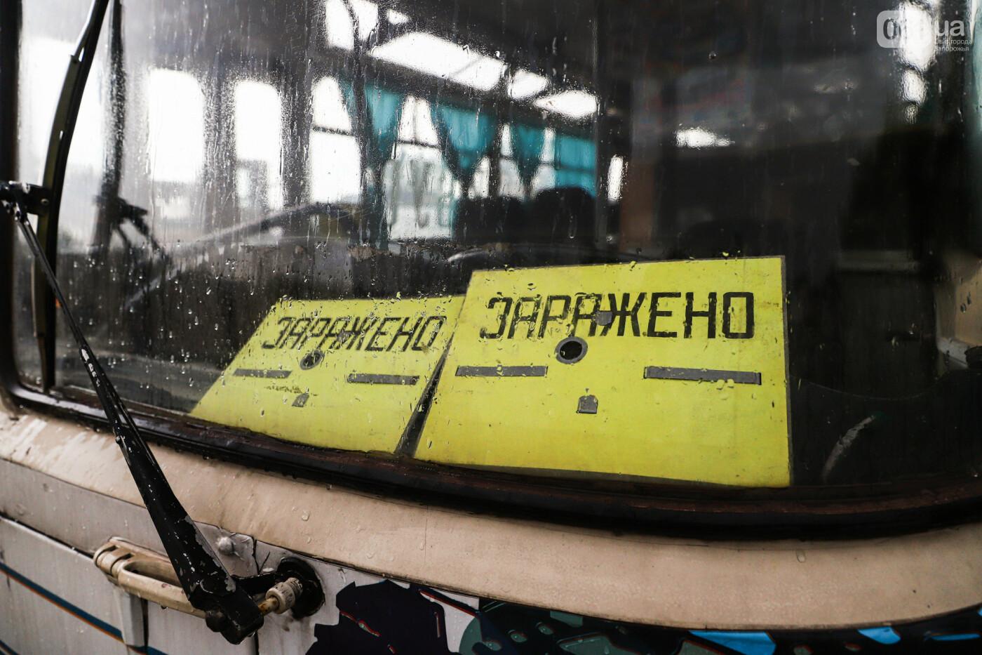 В Запорожье на месте зеленхоза одного из заводов появится Музей специального транспорта, - ФОТОРЕПОРТАЖ, фото-49