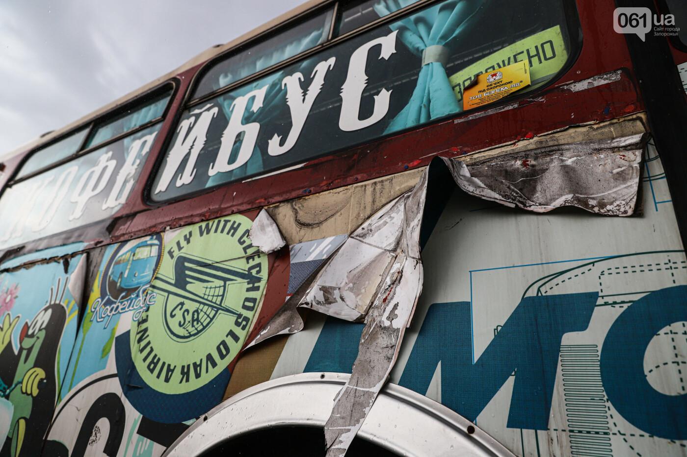 В Запорожье на месте зеленхоза одного из заводов появится Музей специального транспорта, - ФОТОРЕПОРТАЖ, фото-51