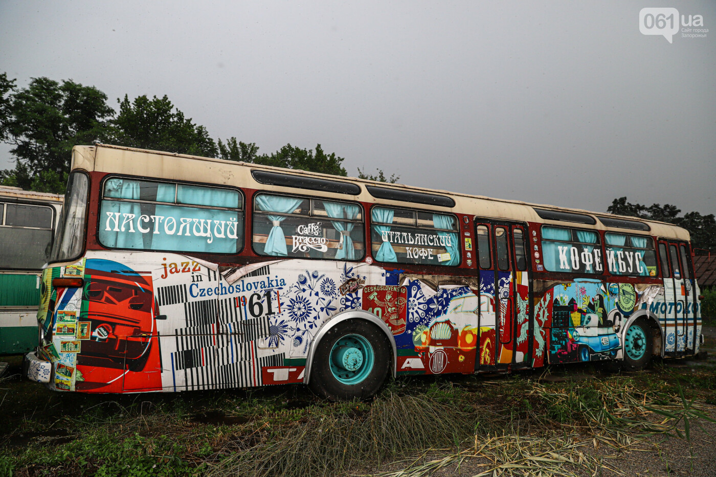 В Запорожье на месте зеленхоза одного из заводов появится Музей специального транспорта, - ФОТОРЕПОРТАЖ, фото-52