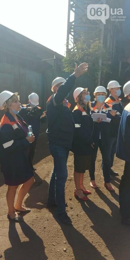 Эксперты команды «ЗА МАЙБУТНЄ» продолжают  результативный диалог с заводами, фото-2