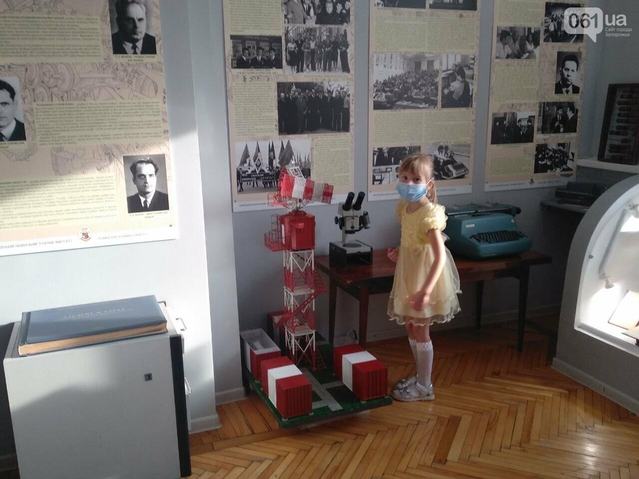 Роботы-официанты, ретро-экспонаты и физические эксперименты: как в Запорожье прошла «Ночь науки», фото-20