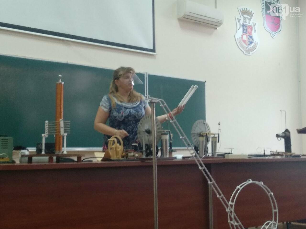 Роботы-официанты, ретро-экспонаты и физические эксперименты: как в Запорожье прошла «Ночь науки», фото-27