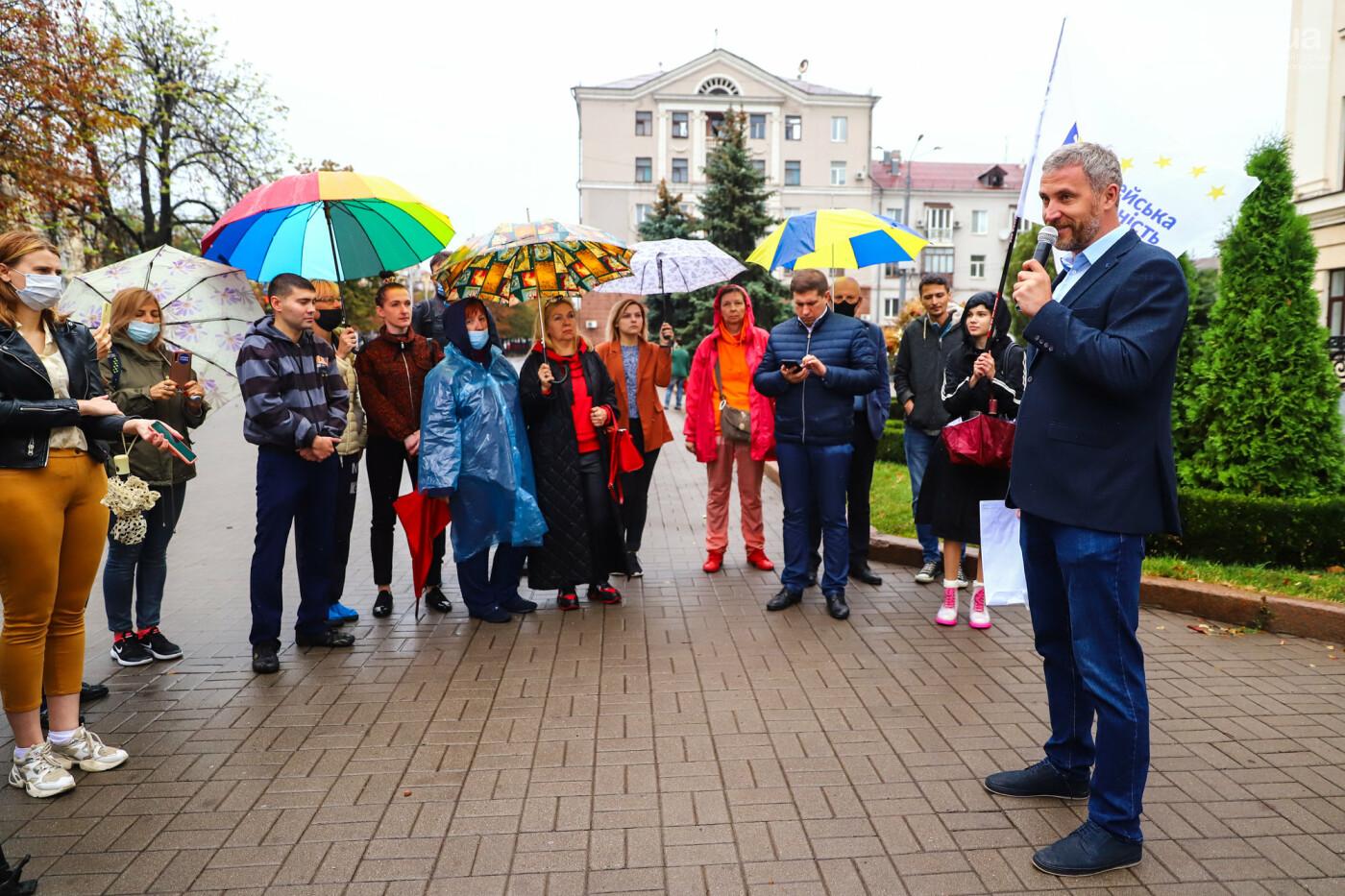Кандидат в мэры Запорожья Валерий Прозапас вызвал Буряка на публичные дебаты, фото-3