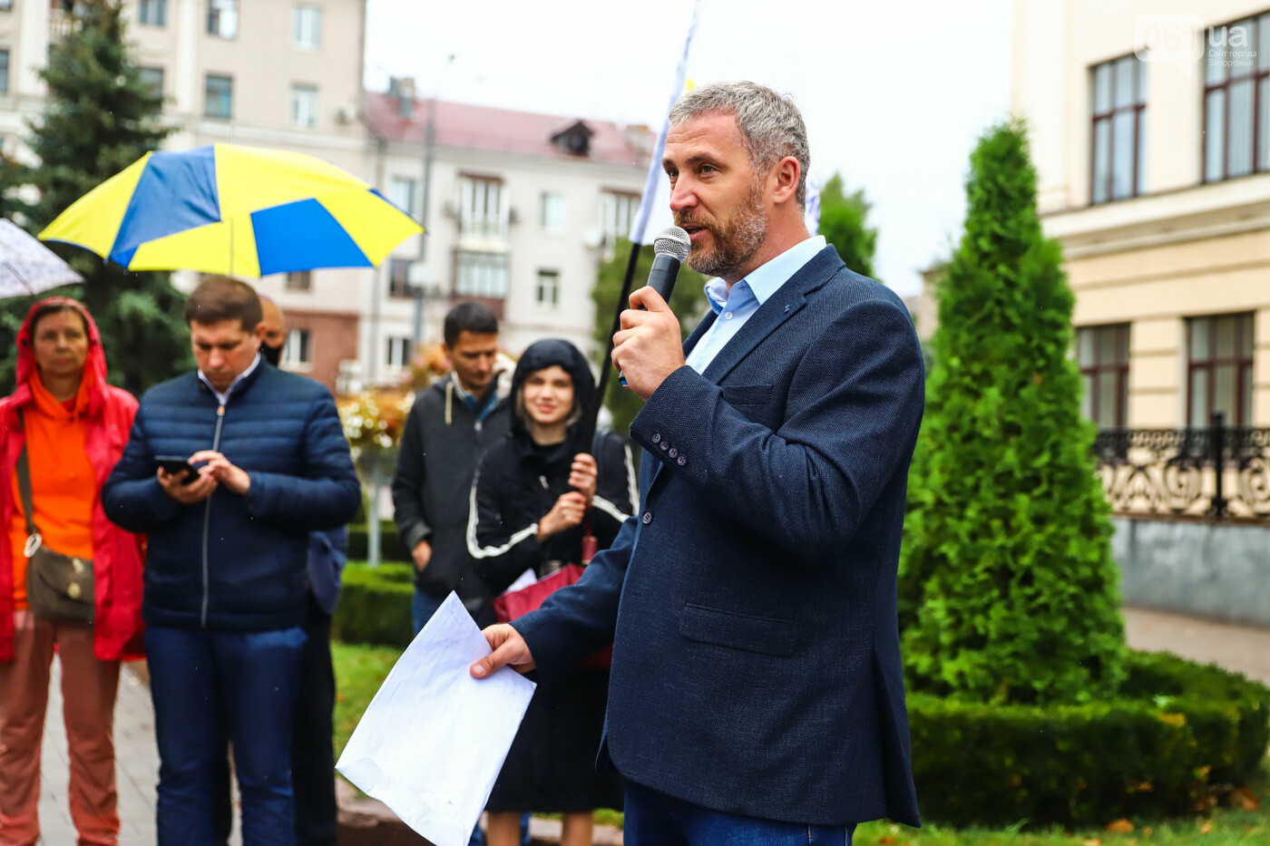 Кандидат в мэры Запорожья Валерий Прозапас вызвал Буряка на публичные дебаты, фото-2
