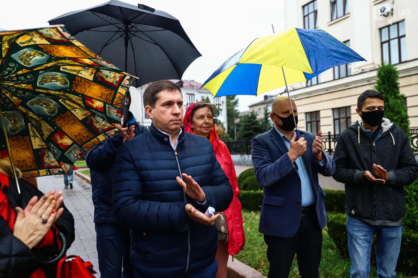 Кандидат в мэры Запорожья Валерий Прозапас вызвал Буряка на публичные дебаты, фото-8