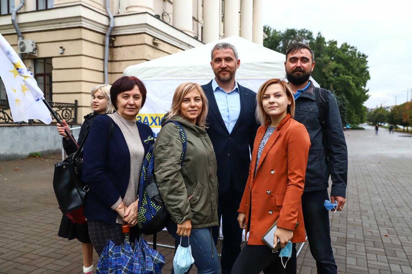 Кандидат в мэры Запорожья Валерий Прозапас вызвал Буряка на публичные дебаты, фото-10