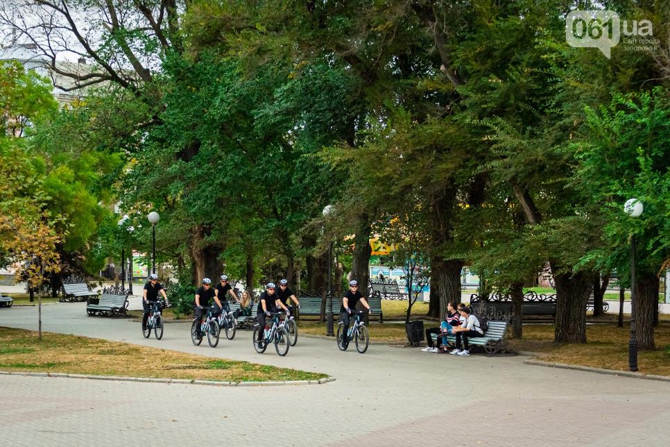 В Бердянске появился сезонный велопатруль, - ФОТО, фото-4