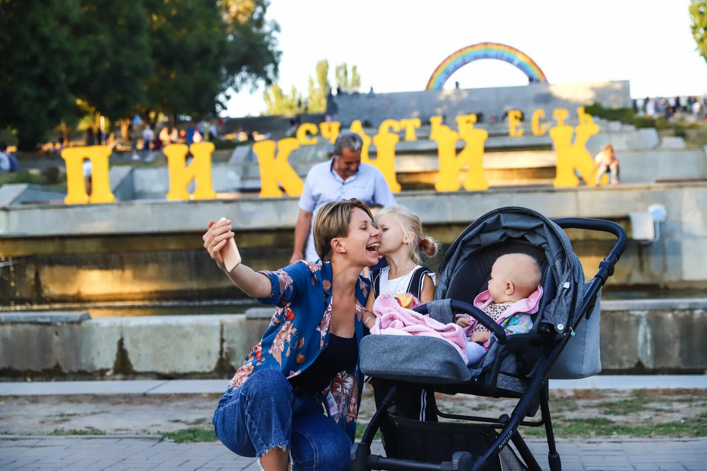ЛГБТ-прайд, эко-митинг и восстановленные скульптуры в сквере Пионеров: сентябрь в фотографиях , фото-32