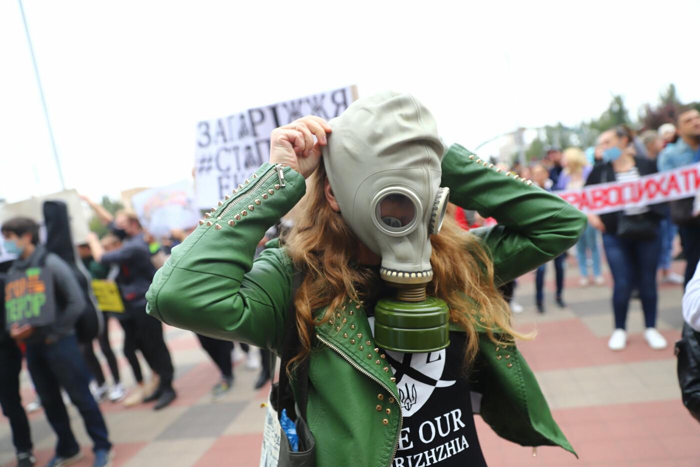 ЛГБТ-прайд, эко-митинг и восстановленные скульптуры в сквере Пионеров: сентябрь в фотографиях , фото-62