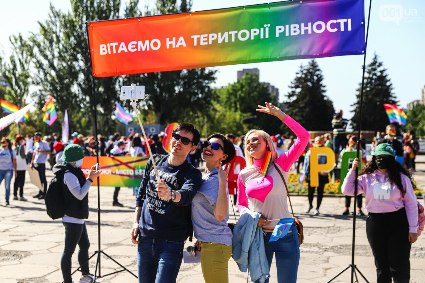 ЛГБТ-прайд, эко-митинг и восстановленные скульптуры в сквере Пионеров: сентябрь в фотографиях , фото-98