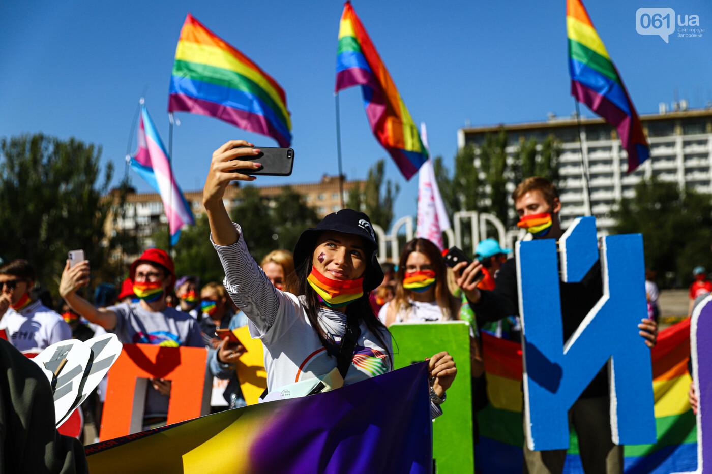 ЛГБТ-прайд, эко-митинг и восстановленные скульптуры в сквере Пионеров: сентябрь в фотографиях , фото-104