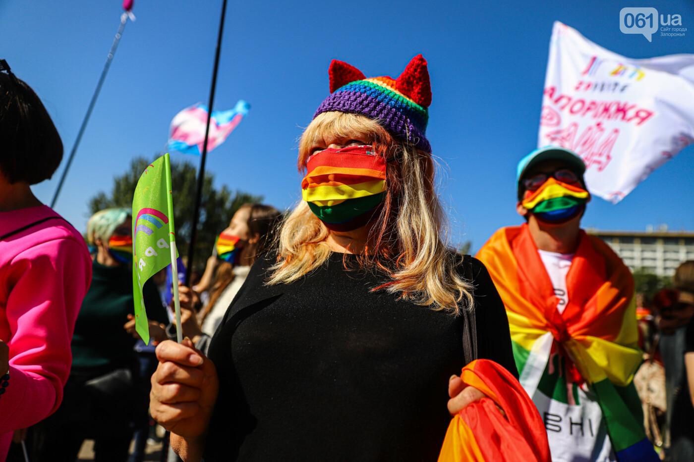 ЛГБТ-прайд, эко-митинг и восстановленные скульптуры в сквере Пионеров: сентябрь в фотографиях , фото-103