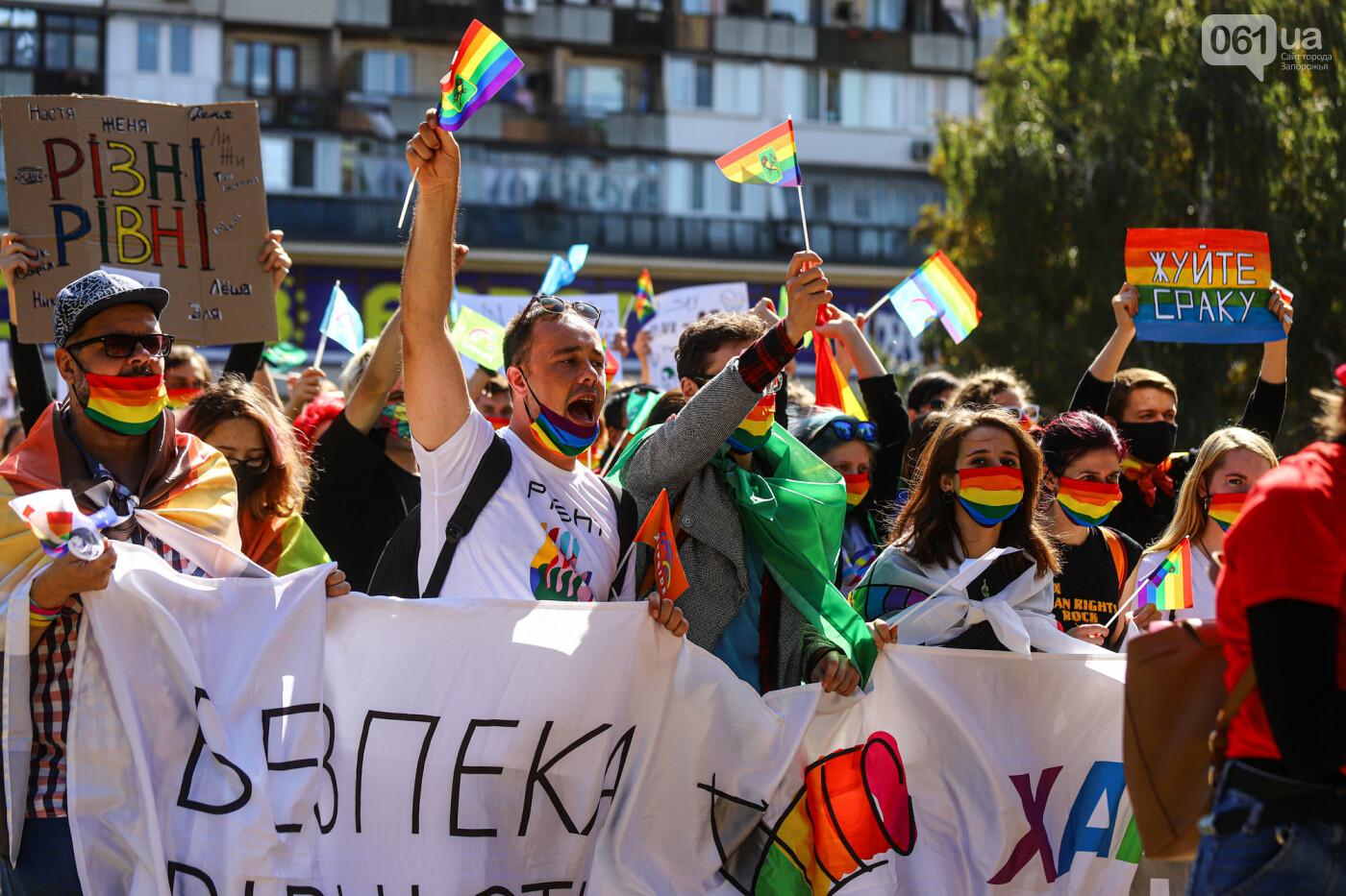 ЛГБТ-прайд, эко-митинг и восстановленные скульптуры в сквере Пионеров: сентябрь в фотографиях , фото-108