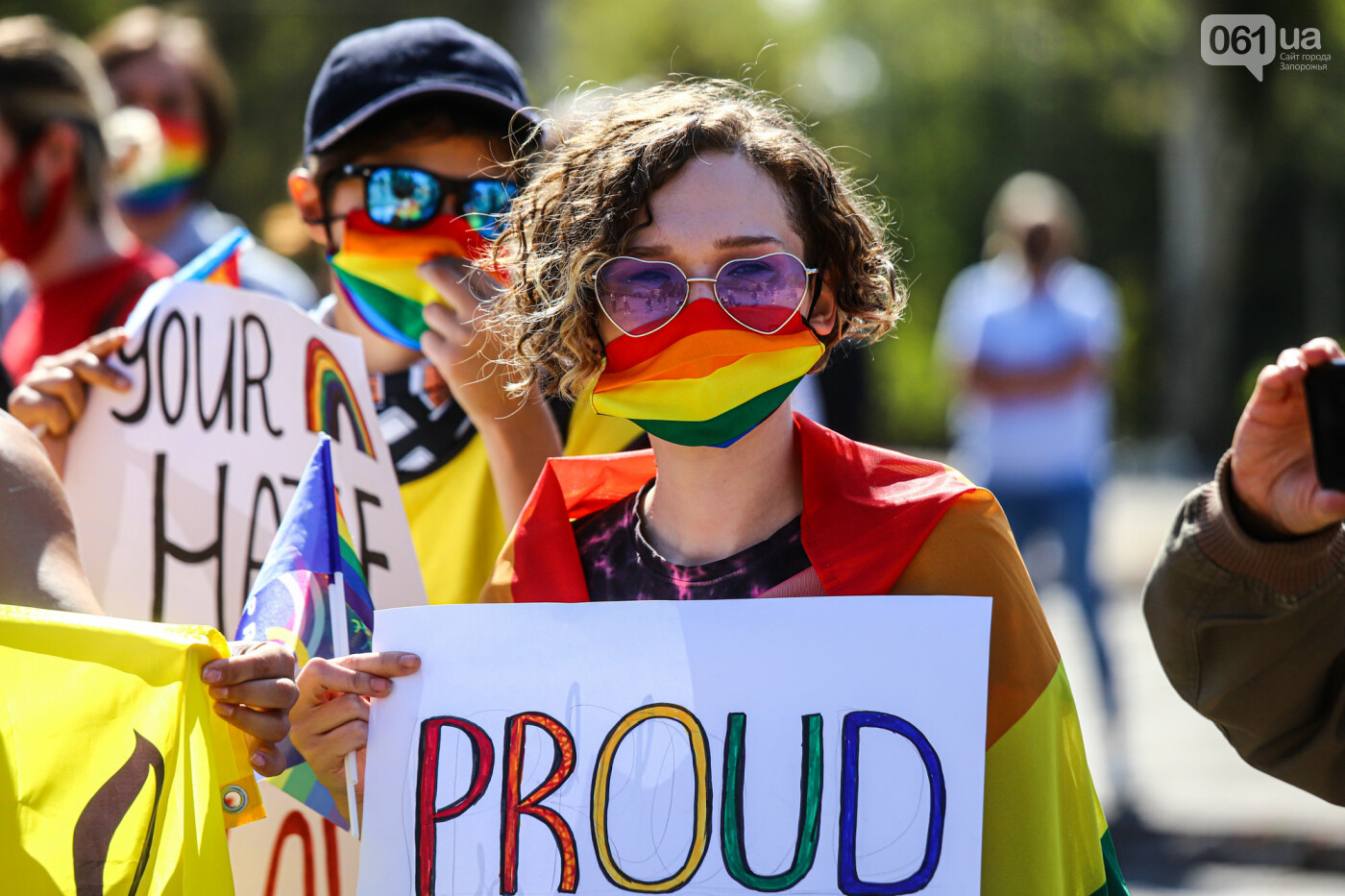 ЛГБТ-прайд, эко-митинг и восстановленные скульптуры в сквере Пионеров: сентябрь в фотографиях , фото-110