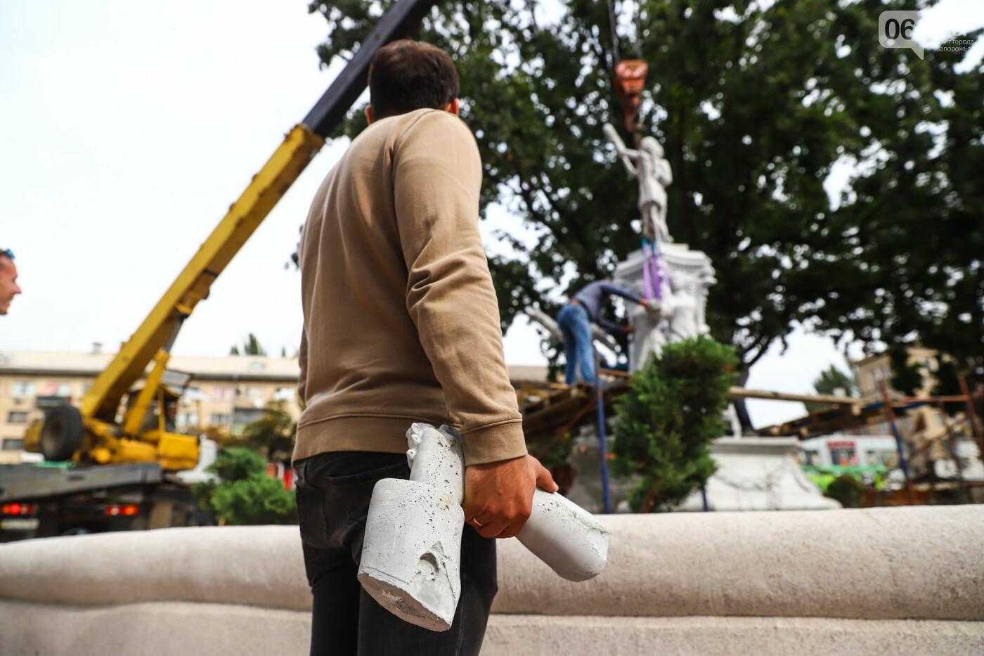 ЛГБТ-прайд, эко-митинг и восстановленные скульптуры в сквере Пионеров: сентябрь в фотографиях , фото-132