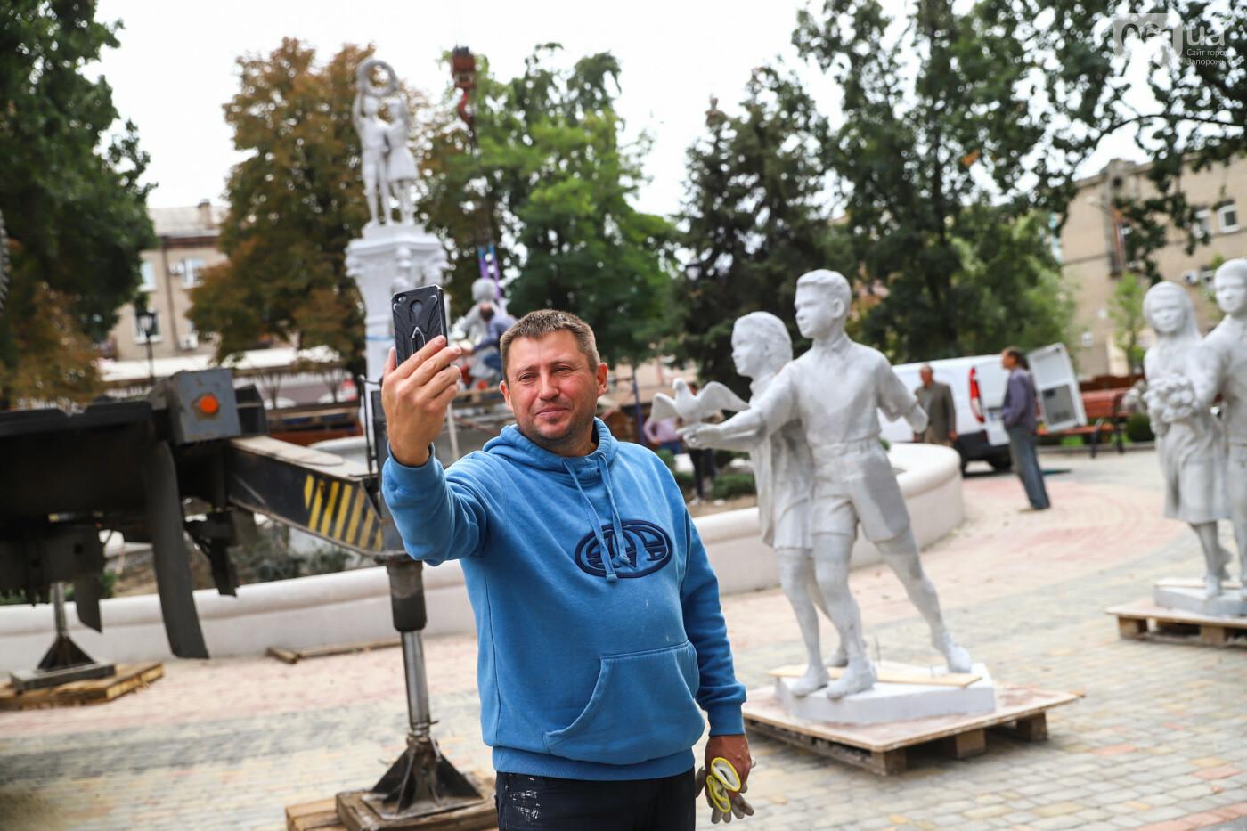ЛГБТ-прайд, эко-митинг и восстановленные скульптуры в сквере Пионеров: сентябрь в фотографиях , фото-133