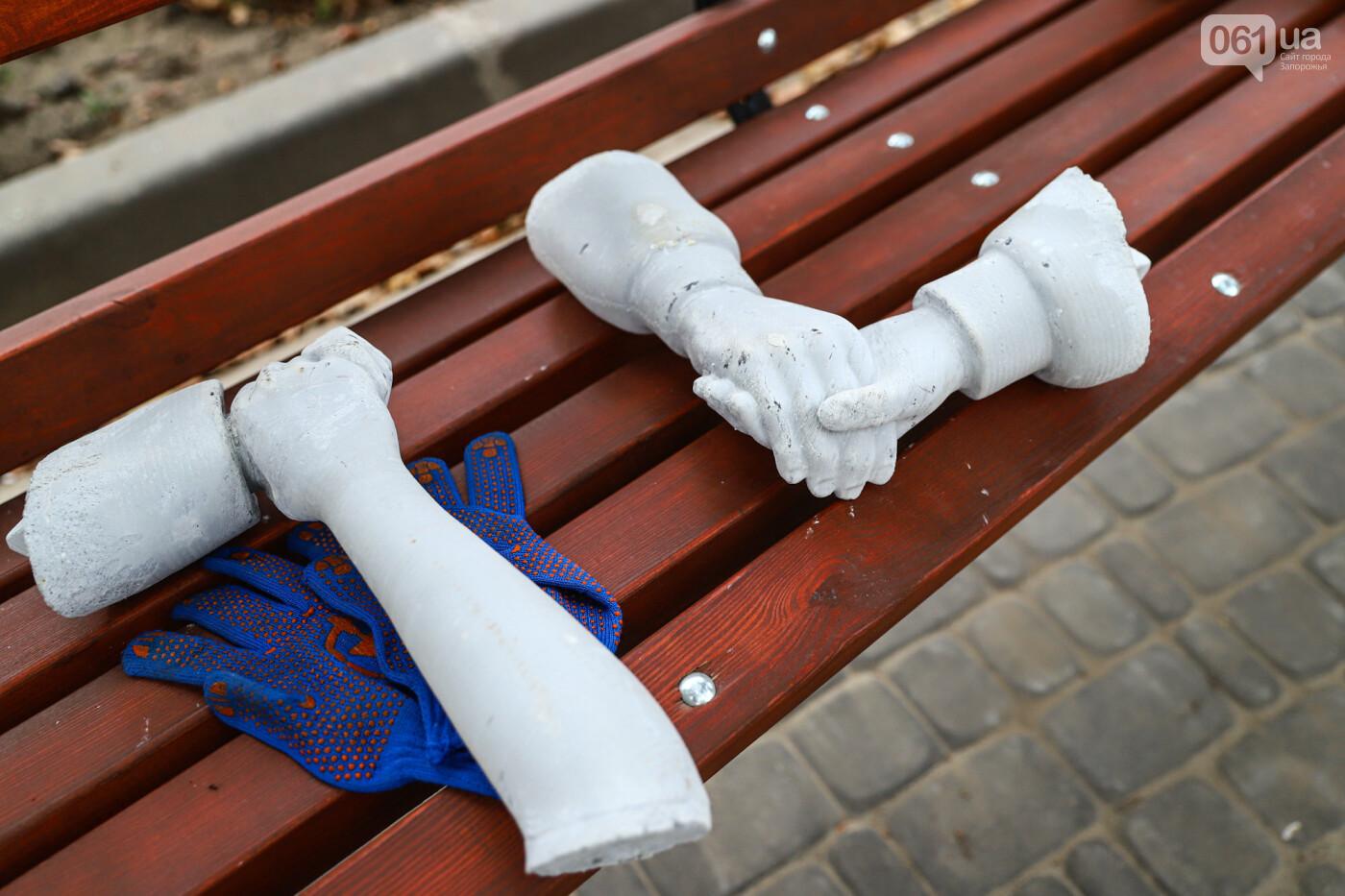 ЛГБТ-прайд, эко-митинг и восстановленные скульптуры в сквере Пионеров: сентябрь в фотографиях , фото-140