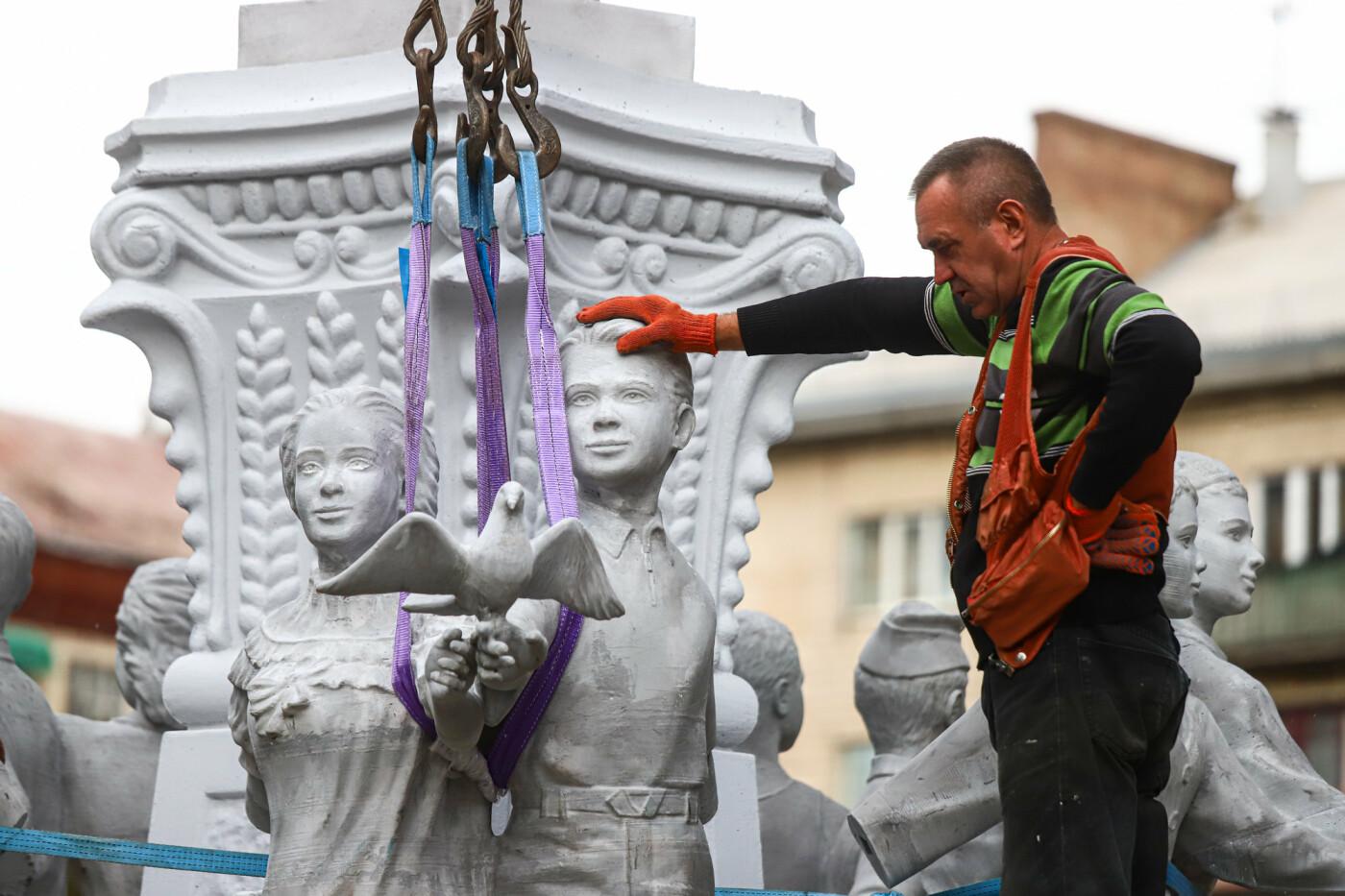 ЛГБТ-прайд, эко-митинг и восстановленные скульптуры в сквере Пионеров: сентябрь в фотографиях , фото-144