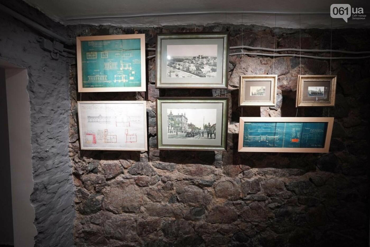От Александровской крепости до послевоенных лет: в Запорожье презентовали Музей истории архитектуры города, фото-5