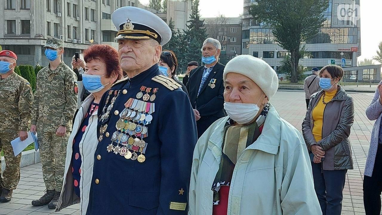 В Запорожье на площади Героев состоялось празднование Дня защитника Украины, - ФОТО, фото-5