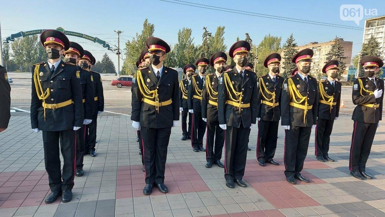 В Запорожье на площади Героев состоялось празднование Дня защитника Украины, - ФОТО, фото-1