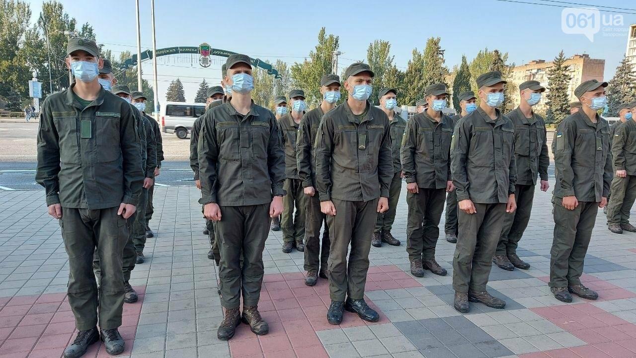 В Запорожье на площади Героев состоялось празднование Дня защитника Украины, - ФОТО, фото-2
