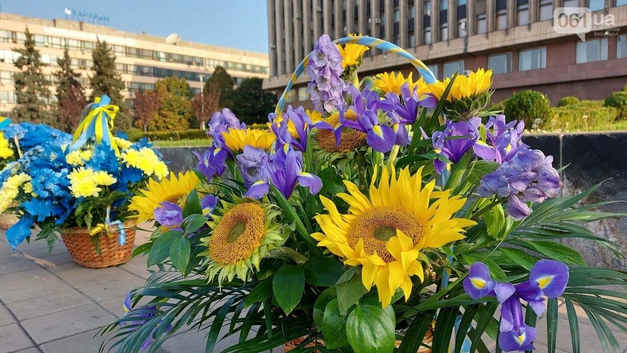 В Запорожье на площади Героев состоялось празднование Дня защитника Украины, - ФОТО, фото-10
