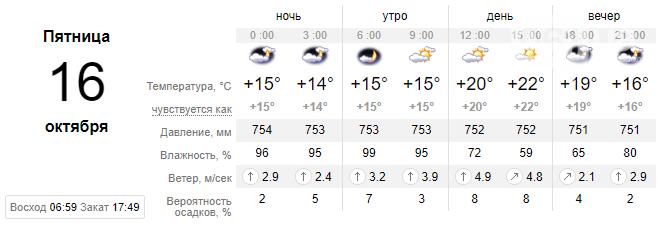 screenshot119 5f886628d9134 - Что готовит погода жителям Запорожья: прогноз от синоптиков на завтра