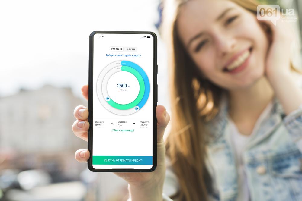 MyCredit: кредит в каждом смартфоне, фото-1
