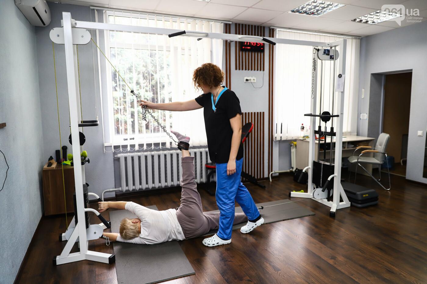 3D-исследование и уникальные тренажеры: как в запорожской клинике OrtoSano лечат болезни позвоночника и суставов, фото-11