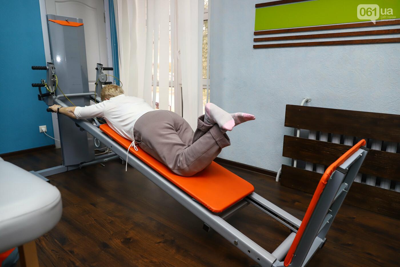 3D-исследование и уникальные тренажеры: как в запорожской клинике OrtoSano лечат болезни позвоночника и суставов, фото-13