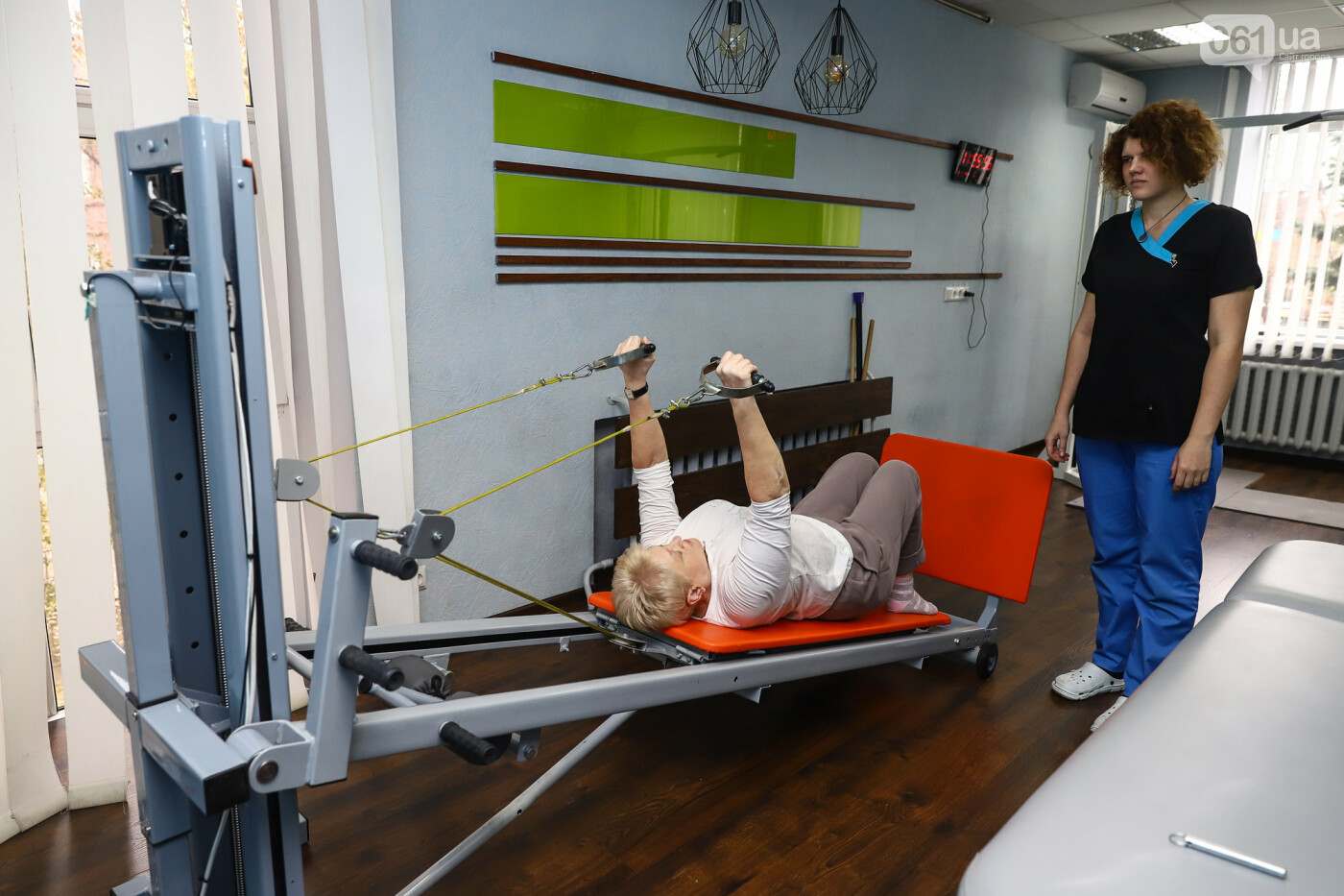 3D-исследование и уникальные тренажеры: как в запорожской клинике OrtoSano лечат болезни позвоночника и суставов, фото-12