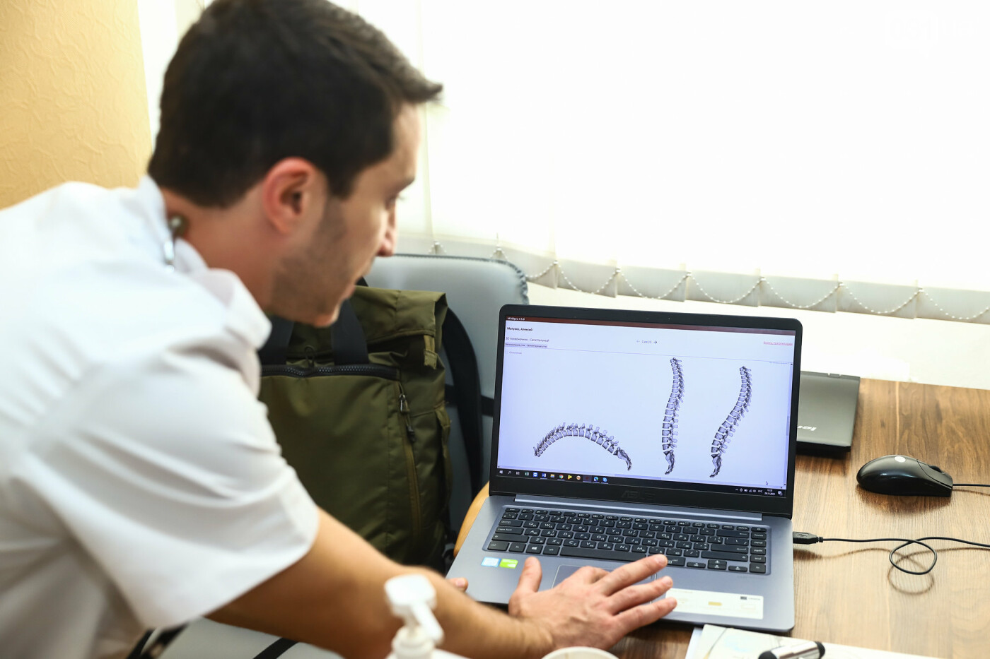 3D-исследование и уникальные тренажеры: как в запорожской клинике OrtoSano лечат болезни позвоночника и суставов, фото-9