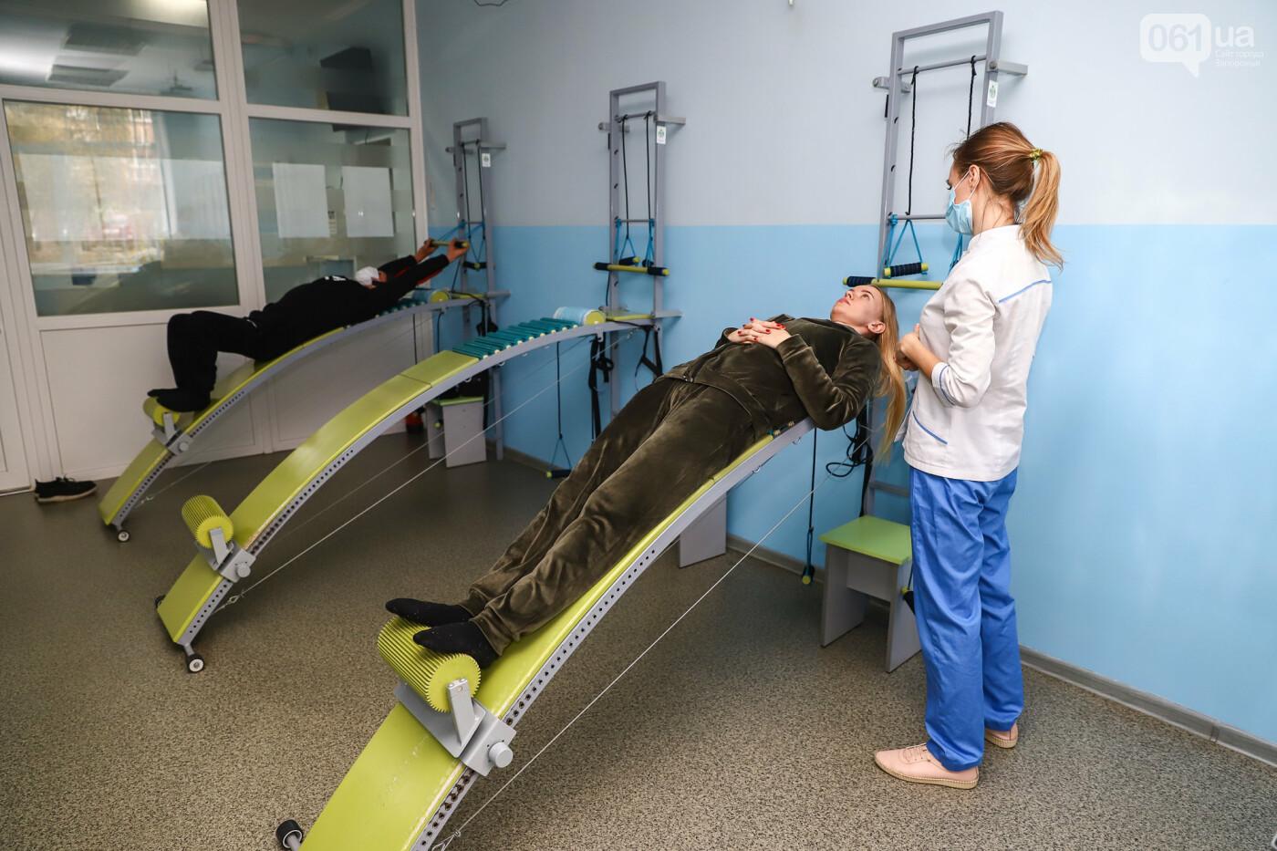 3D-исследование и уникальные тренажеры: как в запорожской клинике OrtoSano лечат болезни позвоночника и суставов, фото-18