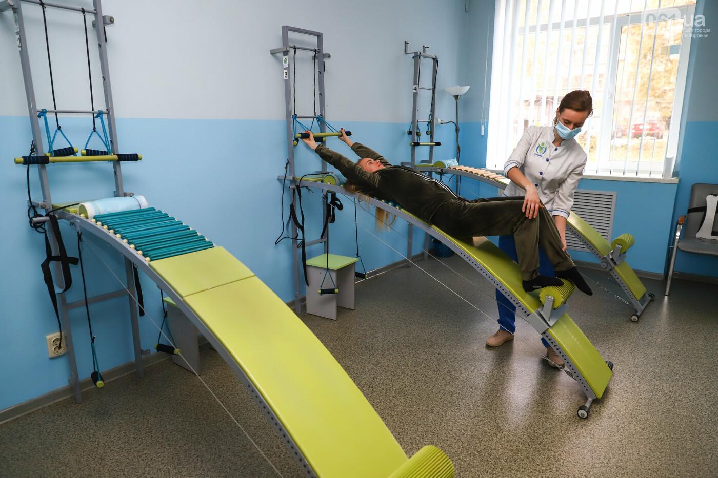 3D-исследование и уникальные тренажеры: как в запорожской клинике OrtoSano лечат болезни позвоночника и суставов, фото-19
