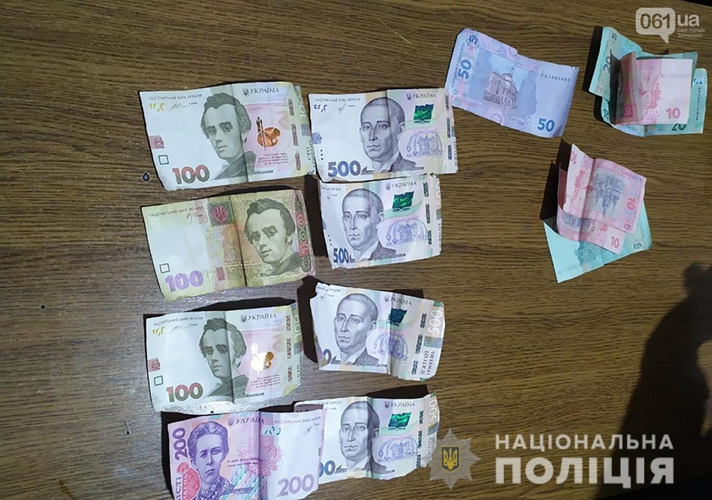 В Запорожской области задержали пару по подозрению в совершению квартирных краж, фото-1