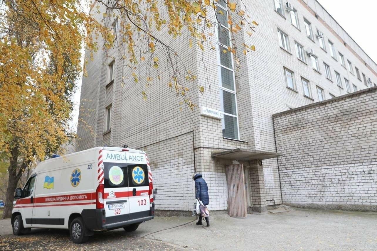 Запорожские больницы получили 50 дополнительных кислородных концентраторов, фото-4