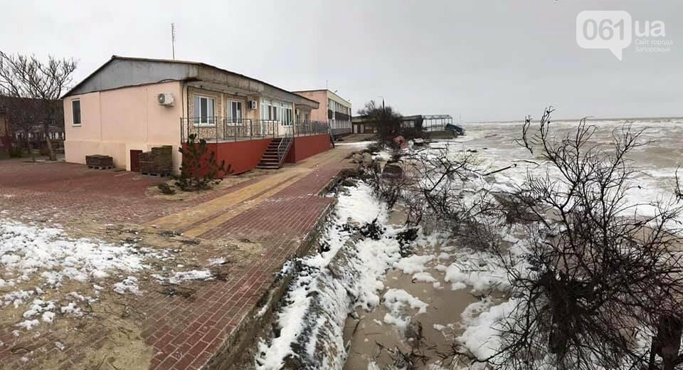 В сети показали, как выглядит затопленная Кирилловка с высоты птичьего полета, - ВИДЕО, фото-9