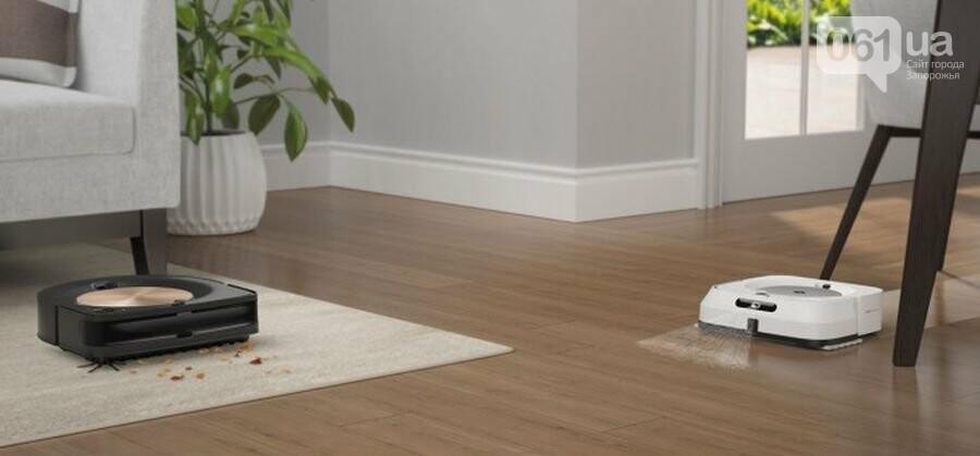 Робот-пылесос iRobot Roomba S9 Plus умный помощник в вашем доме, фото-1