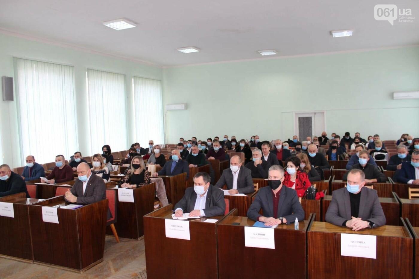 У новоизбранного мэра Васильевки диагностировали COVID-19 , фото-5