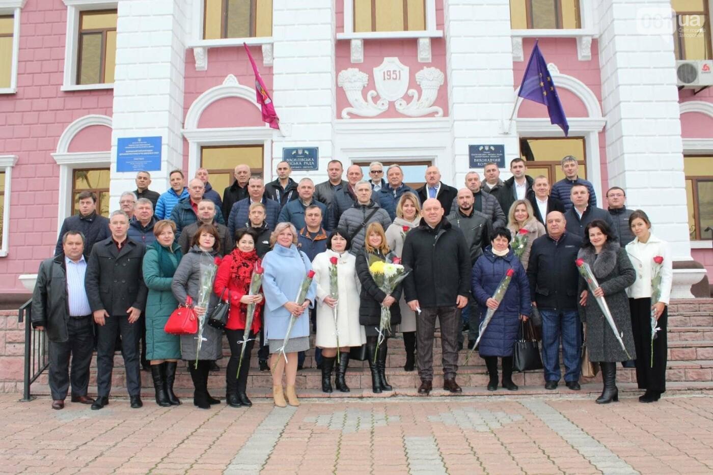 У новоизбранного мэра Васильевки диагностировали COVID-19 , фото-10